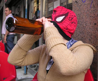 spideydrink
