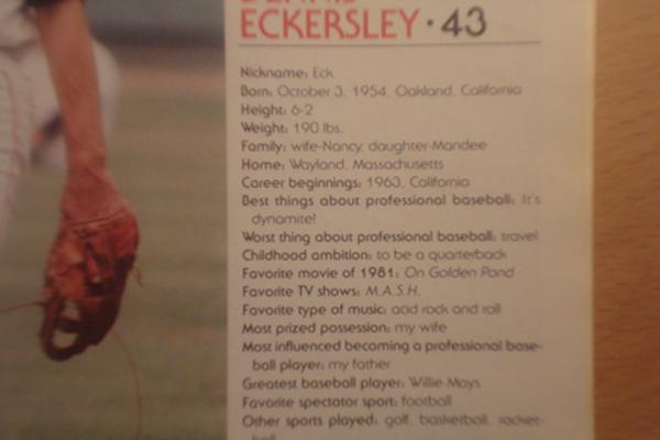 eckbook