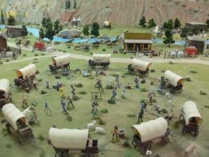 wagon circle