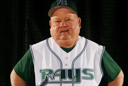 Tampa Bay Devil Rays Photo Day