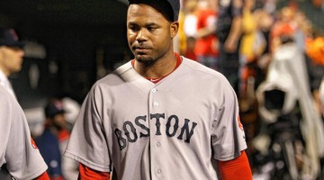 Yeah, it's a picture of Carl Crawford. For no reason whatsoever.