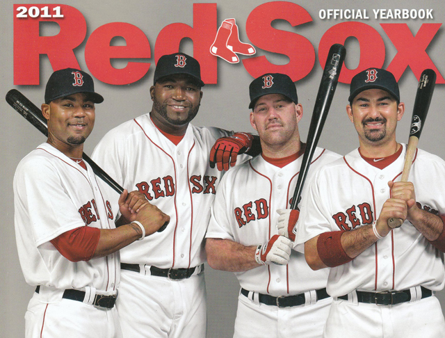 Red Sox Spring Training Yearbook